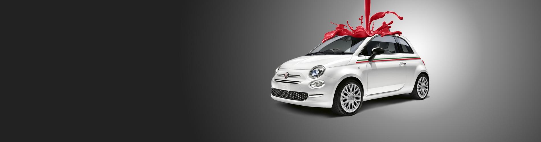 Ma Belle Voiture - Stickers Déco Fiat