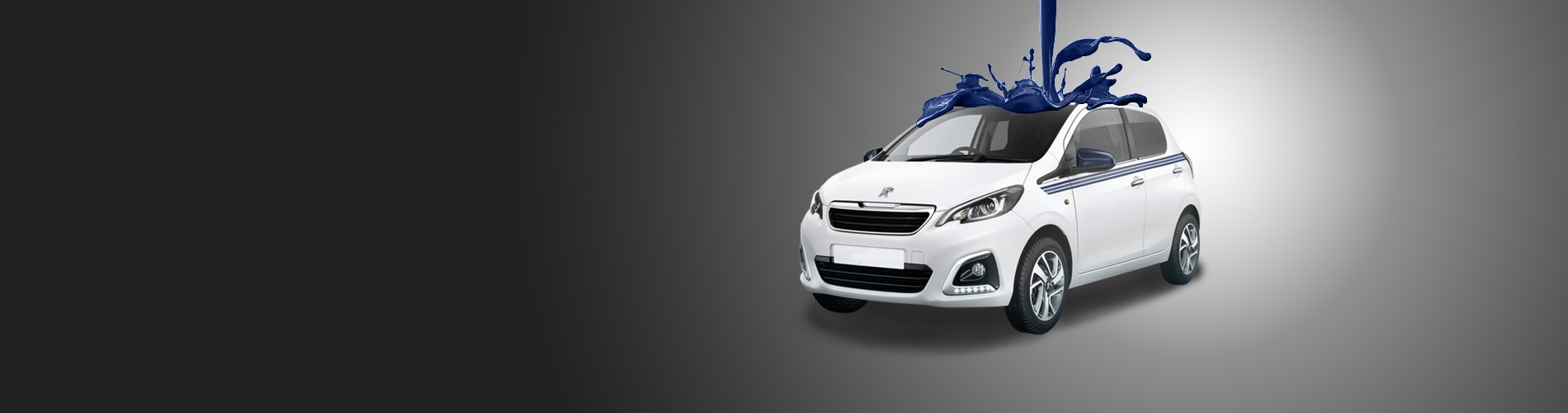 My Beautiful Car - Peugeot 108 Stickers