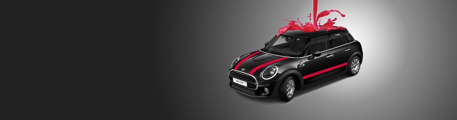 Ma Belle Voiture - Decorative Stickers for Mini Hood