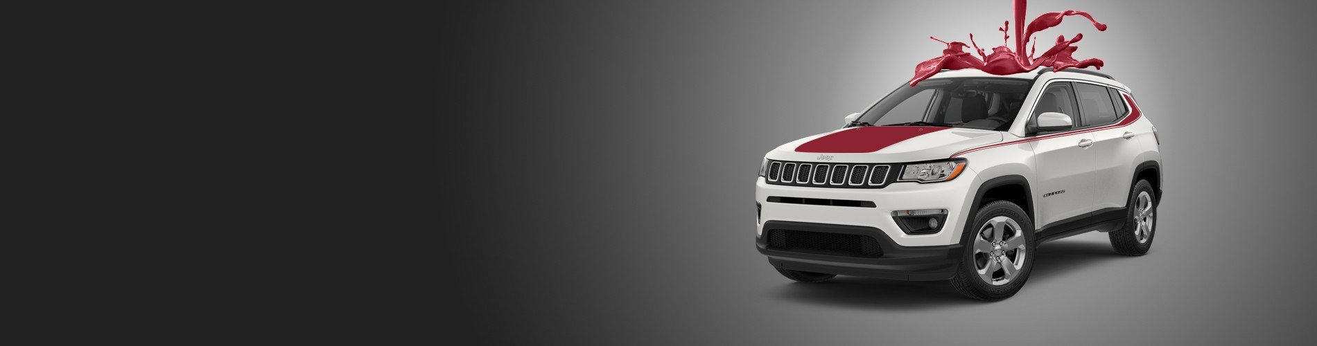 My Beautiful Car - Jeep Compass Decals