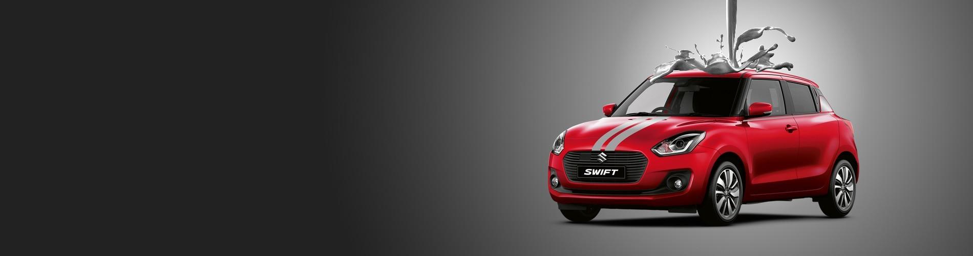 Suzuki Swift Decal