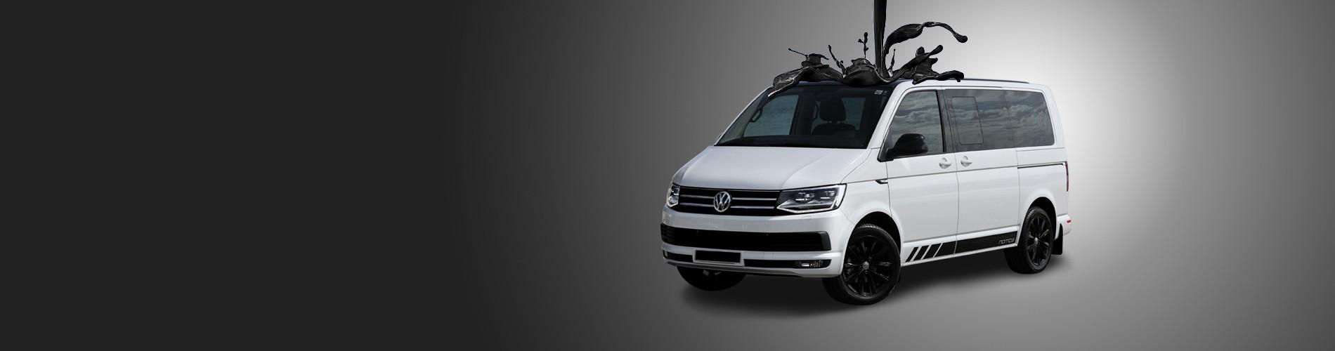 Ma Belle Voiture - Volkswagen decal