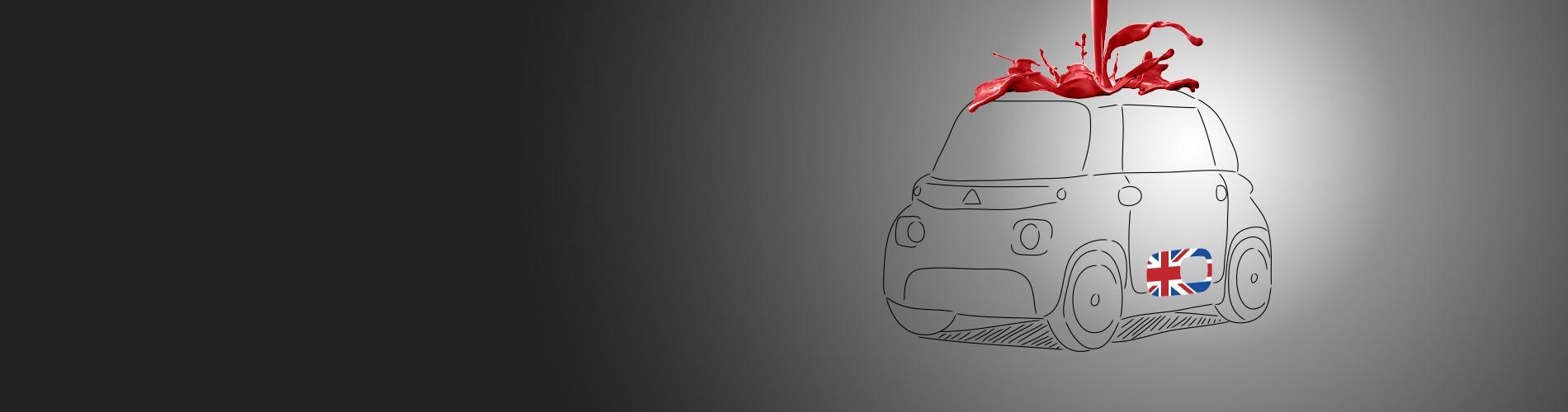 Stickers Citroën AMI - My Beautiful Car