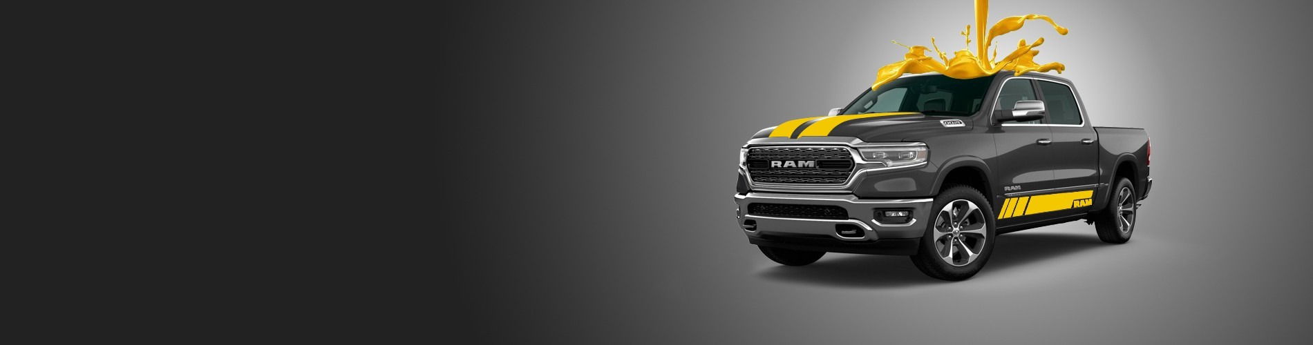 Ma Belle Voiture - Dodge Ram Stickers