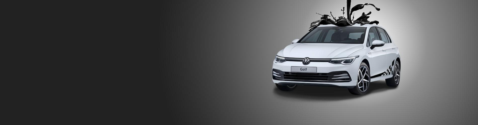 Ma Belle Voiture - Golf Volkswagen Stickers
