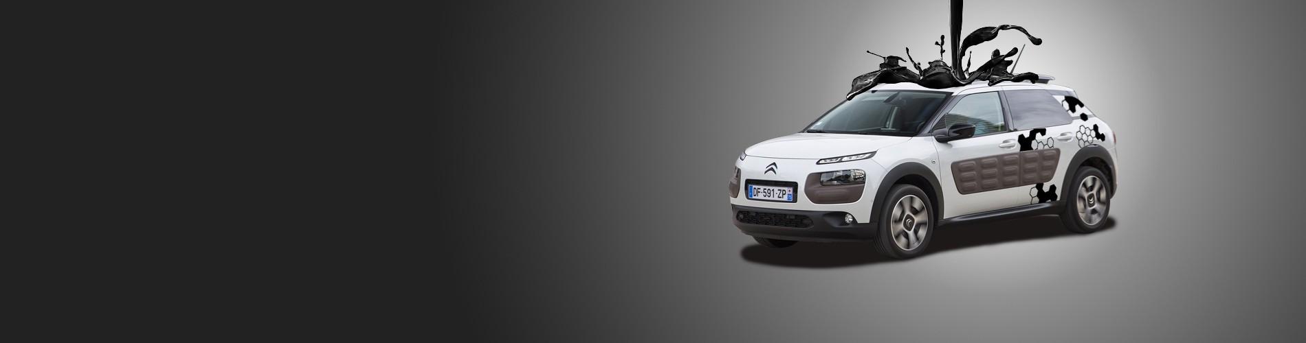 Ma Belle Voiture - Stickers Citroën C4 Cactus